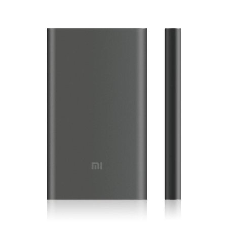 Xiaomi Xiaomi Mi Fastcharging Powerbank 10000 mAh - Donkergrijs