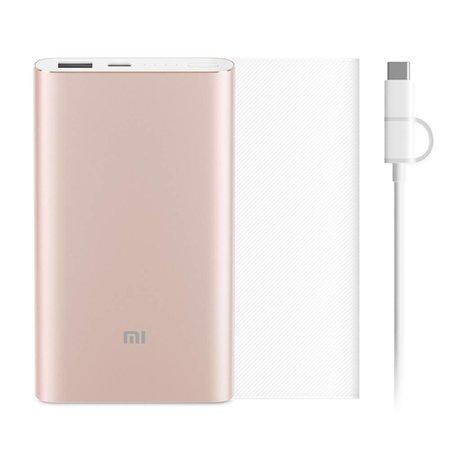 Xiaomi Xiaomi Mi Fastcharging Powerbank 10000 mAh - Rosé goud