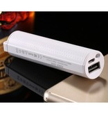 Cager CAGER Compacte Powerbank 2600 mAh - Zwart