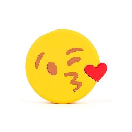 Hartjes Kus Emoji Powerbank 3600 mAh
