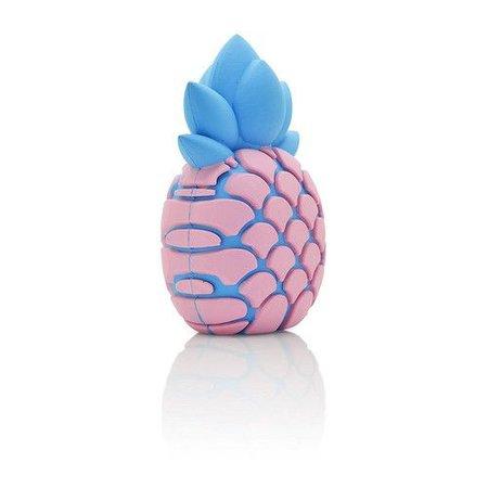 Ananas Emoji Powerbank 5500 mAh - Roze Blauw