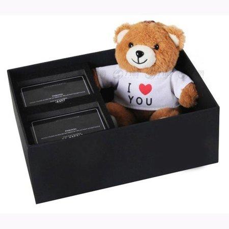 I Love You Knuffelbeer Powerbank 8800 mAh