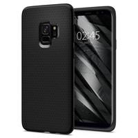 Spigen Liquid Air Samsung voor Galaxy S9 (Zwart)