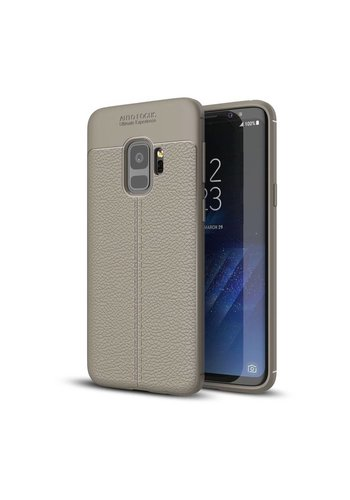 Just in Case Soft Design TPU Samsung Galaxy S9 Case (Grijs)