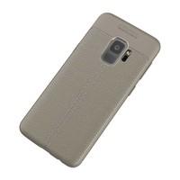 Just in Case Soft Design TPU voor Samsung Galaxy S9 Case Grijs