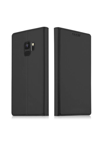 Just in Case Samsung Galaxy S9 Wallet Case Slimline (Zwart)