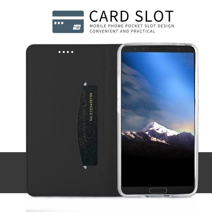 Just in Case Samsung Galaxy S9 Wallet Case Slimline Zwart
