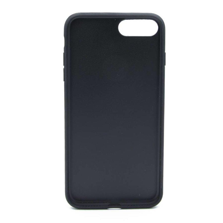 Backcase Zwart Voor Apple iPhone 7/8 Plus