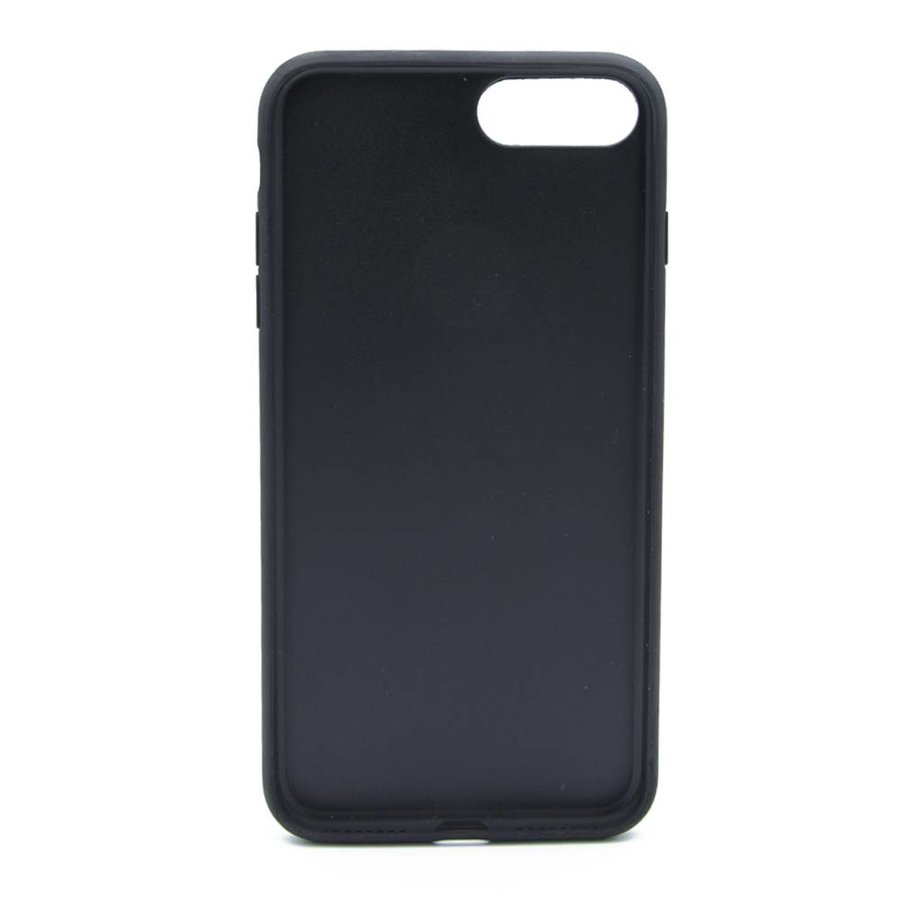 Backcase Zwart Voor Apple iPhone 7/8 Plus