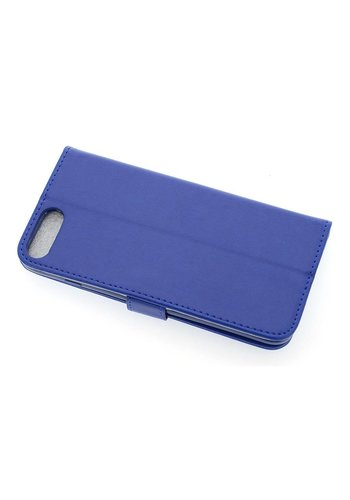 TPU Bookcase Voor Apple IPhone 7/8 Plus - Blauw