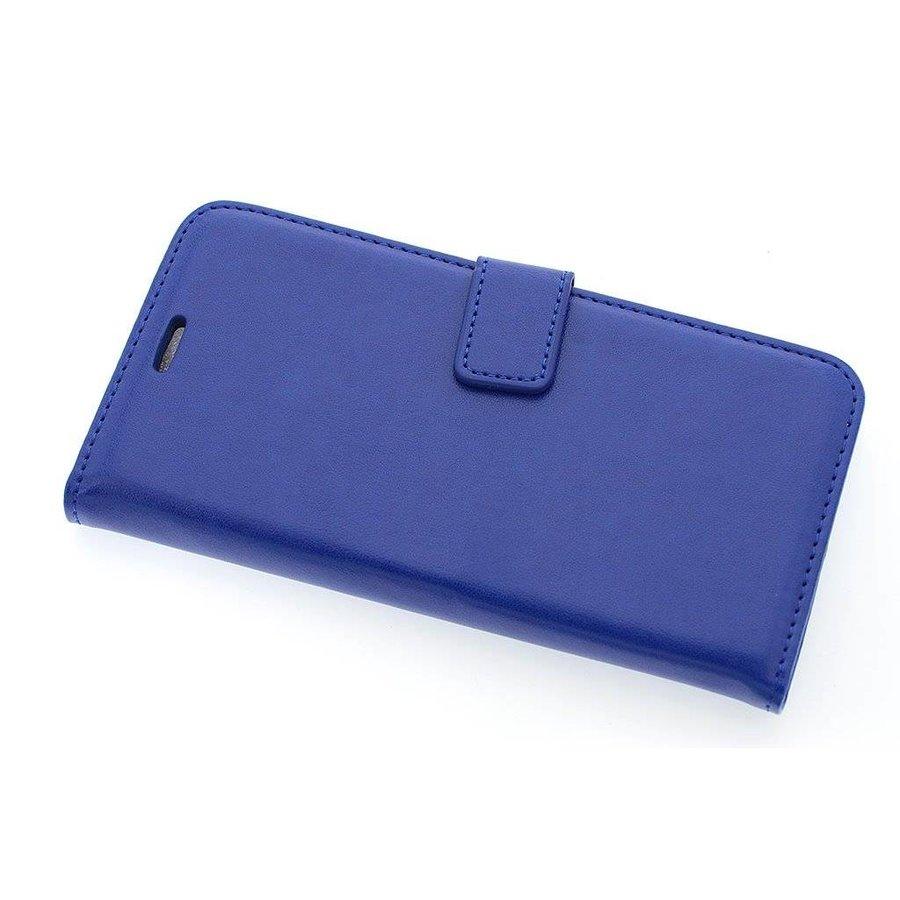 TPU Bookcase Voor Apple IPhone 7/8 Plus - Blauw