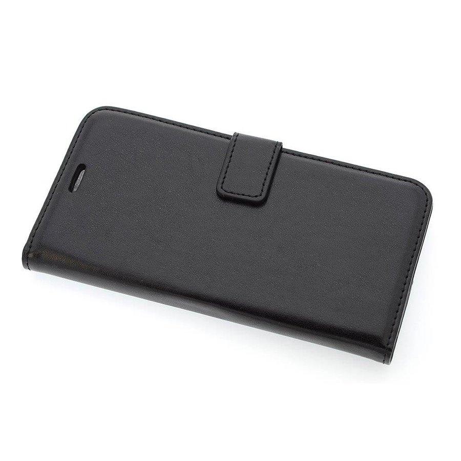 TPU Bookcase Voor Apple IPhone 7/8 Plus - Zwart