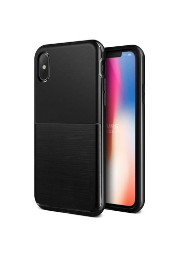 VRS Design Pro Shield Zwart Backcase iPhone X