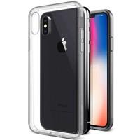 VRS Design Crystal Clear TPU Hoesje voor iPhone X