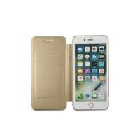 Guess Bookcase Voor Apple IPhone 7/8 Plus - Goud