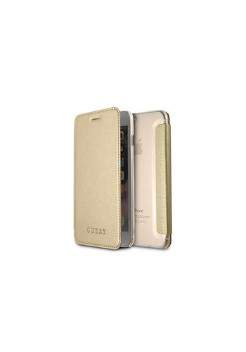 Guess Bookcase Voor Apple IPhone 7/8 Plus - Goud