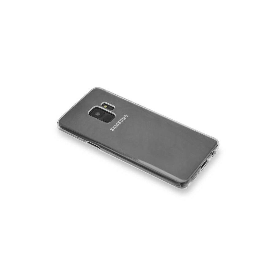 Siliconen Hoesje Voor Samsung Galaxy S9 - Transparant