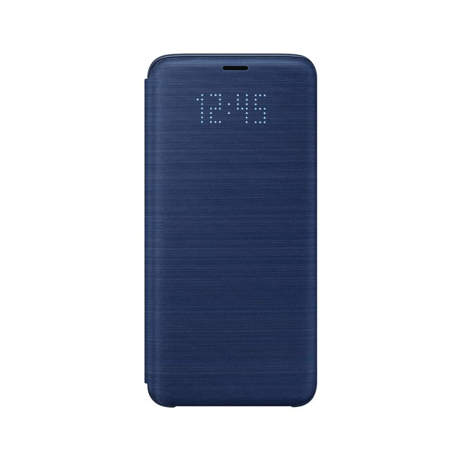 Samsung Galaxy S9 Led View Cover (Blauw)