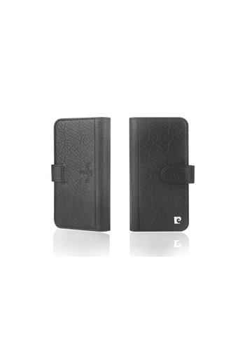 Pierre Cardin Uitgebreide Bookcase Zwart iPhone X