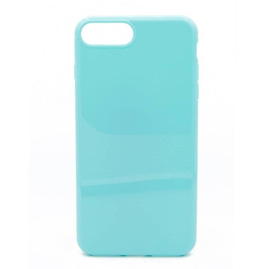 Vcase Groen Siliconenhoesje voor iPhone 7/8 Plus