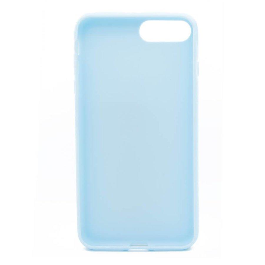 Vcase Baby Blauw Siliconenhoesje voor iPhone 7/8 Plus