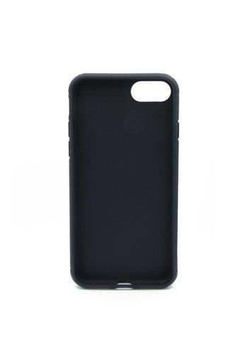 Zwart Siliconenhoesje iPhone 7/8