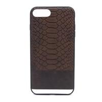 Backcase Hoesje Bruin Voor Apple IPhone 7/8 Plus
