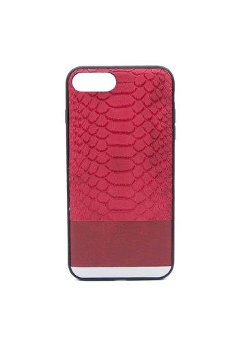 Backcase Hoesje Rood Voor Apple IPhone 7/8 Plus