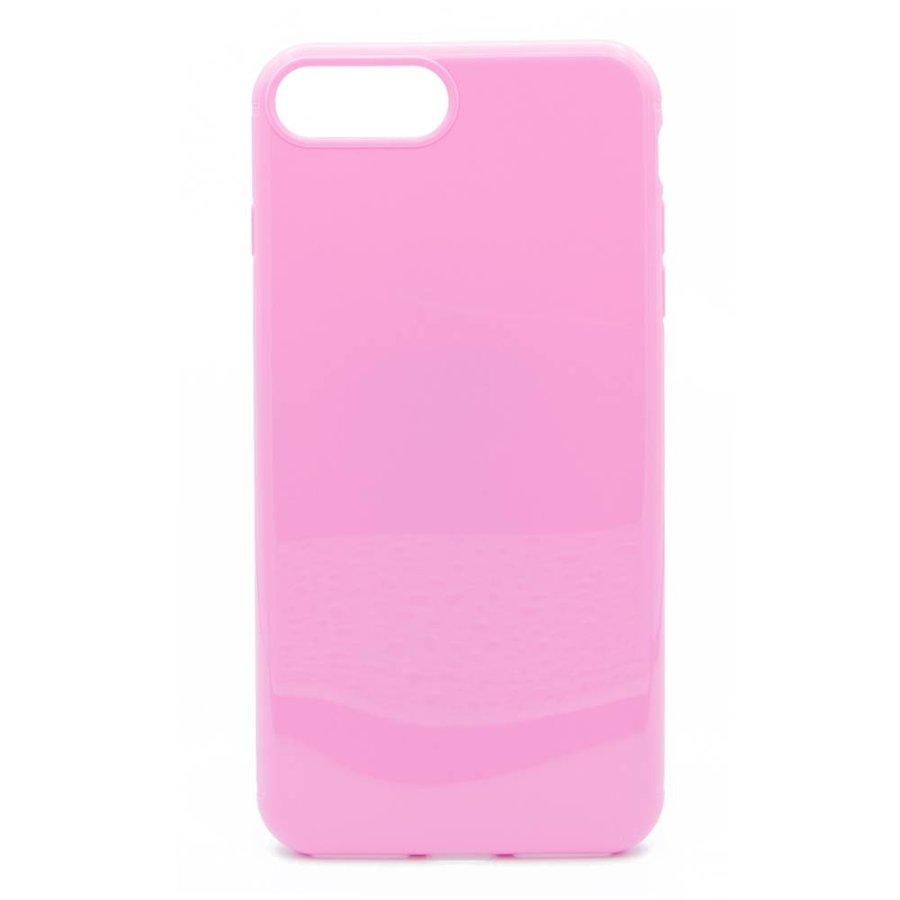 Vcase Roze Siliconenhoesje voor iPhone 7/8 Plus