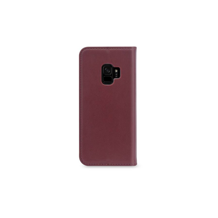TPU Bookcase Voor Galaxy S9 (Rood)