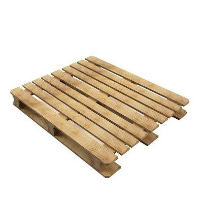 Palette CP1  1200x1000x138mm - 3 planches