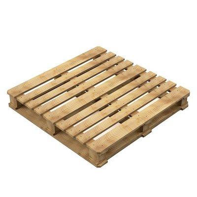 Palette bois CP9 neuve 1140 x 1140 mm pour industrie chimique