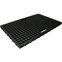 Grille pour bac de rétention, dimensions 1215x815mm