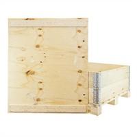 Couvercle en bois contreplaqué de dimensions 1200x1000x9 mm