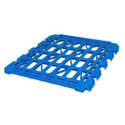 Etagère plastique pour roll conteneur 2 côtés