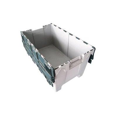 Caisse palette plastique Hog Box 1000x600x540mm - empilable