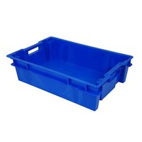Bac plastique empilable 600x400x150mm