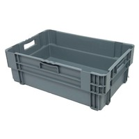 Bac plastique empilable 600x400x205mm