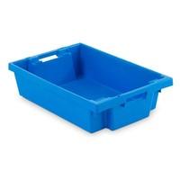 Bac plastique empilable 600x400x150 mm