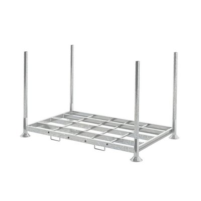 Rack mobile 2025x1180x310mm - double