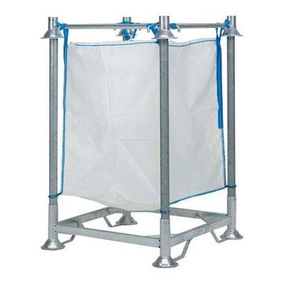 Rack à Big Bag  1120x1120x310mm - cadre supérieur