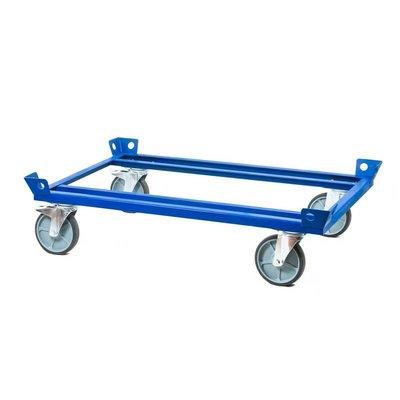 Chariot de transport à roulettes 1260x860x320mm