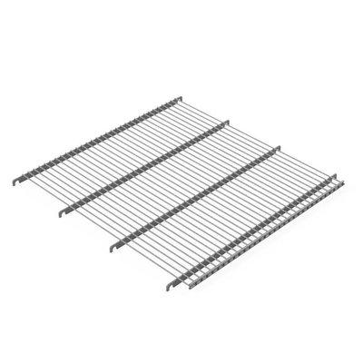 Etagère métallique de dimensions 700x705x20mm - compatible avec notre article 48253