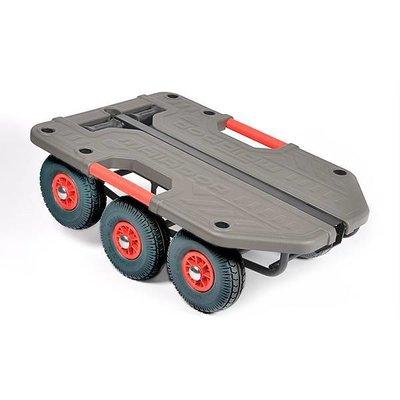 Matador  Chariot roulant tout terrain 985x640x350mm -  avec 6 pneus