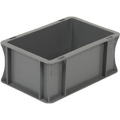 Bac Euronorm 300x200x120mm empilable - 5 litres