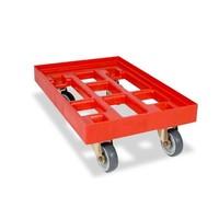 Transportroller, Kunststoff, 610x410x150mm