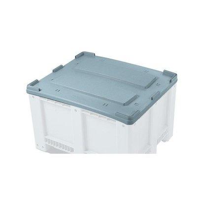 Kunststoffdeckel für Palettenbox, 1210x1010x40mm