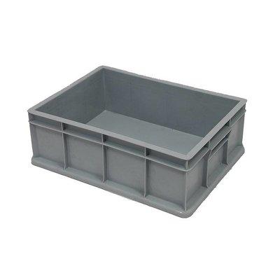 Eurobehälter, geschlossen, 10 Liter, stapelbar, 400x300x120mm