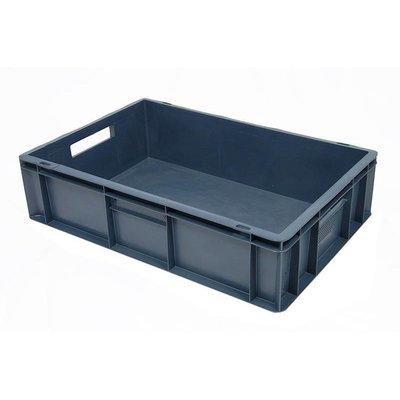 Eurobehälter, geschlossen, 27 Liter, stapelbar, 600x400x150mm