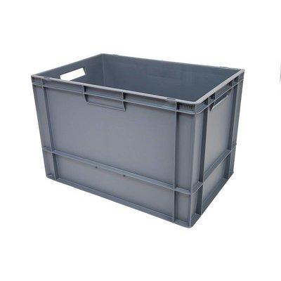 Eurobehälter, geschlossen, 76 Liter, stapelbar, 600x400x400mm